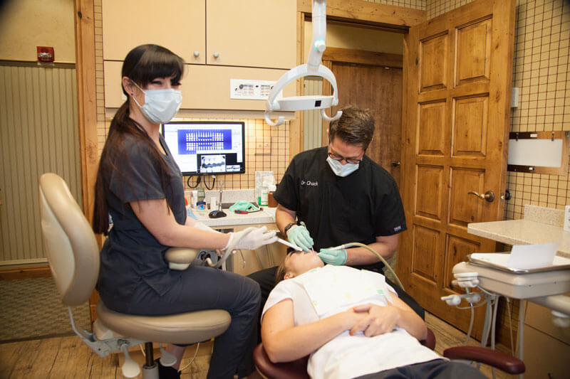 Children's dental office that puts in teeth fillings in Utah
