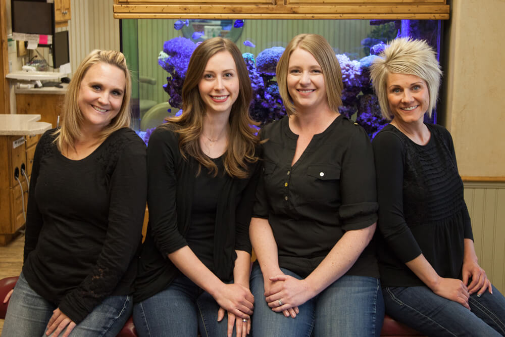 Redwood Pediatric Dentistry Office Staff
