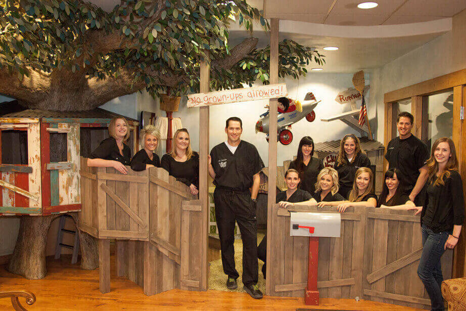 Redwood Pediatric Dentistry is a dental office in the Salt Lake, Taylorsville and West Jordan area